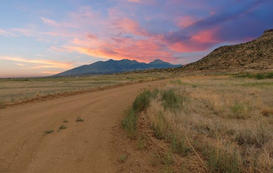 5.039 Acre Oversized Lot in Sangre De Cristo Ranches