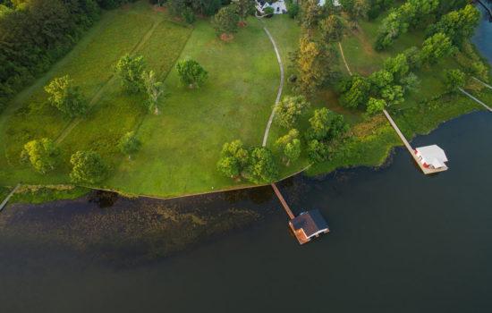 4 Acres along Lakeside in Canoe County, AL
